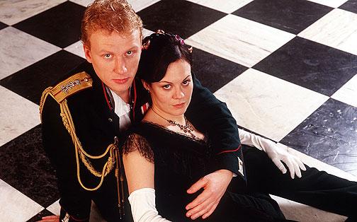 Anna e Vronsky