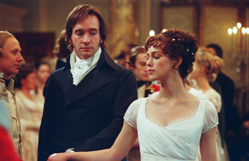 Lizzy & Darcy
